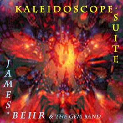Kaleidoscope Suite CD, fusion rock/jazz/New Age