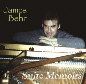 Suite Memoirs CD, New Age Piano
