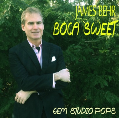 Boca Sweet for symphonic pops
